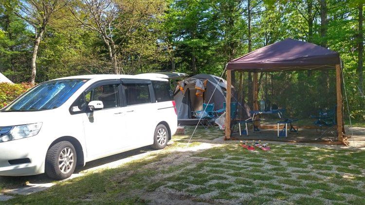 うるぎ星の森オートキャンプ場
